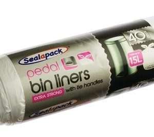 pedal bin liners