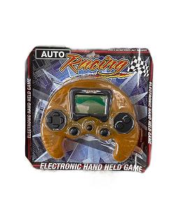 yellow handheld game